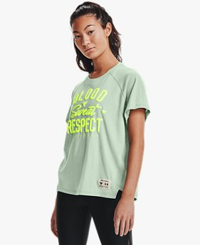 Women's Project Rock BSR Short Sleeve