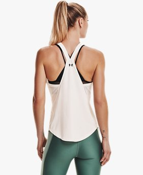 Women's Project Rock HeatGear® Tank