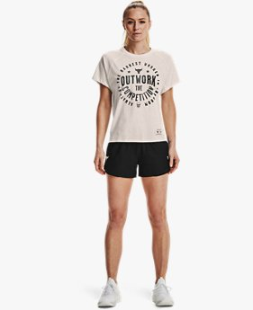 Women's Project Rock Play Up Shorts