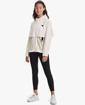 Women's Project Rock Woven Jacket