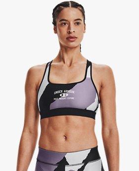 Sujetador Deportivo Armour® Mid Crossback IWD para Mujer