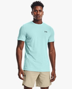 Men's UA RUSH™ Seamless Short Sleeve