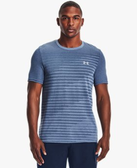 Men's UA Seamless Fade Short Sleeve