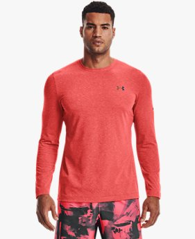 Men's UA RUSH™ Seamless Long Sleeve
