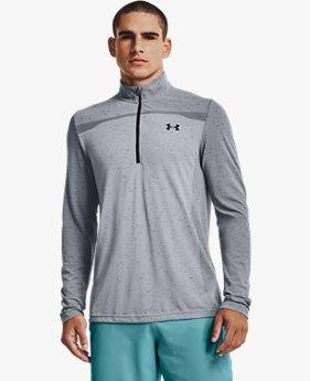 Men's UA Seamless ½ Zip