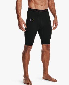 Herren UA RUSH™ Seamless Lange Shorts