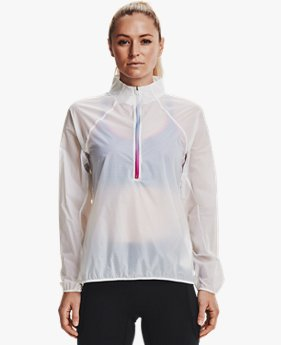 Women's UA Impasse Flight ½ Zip