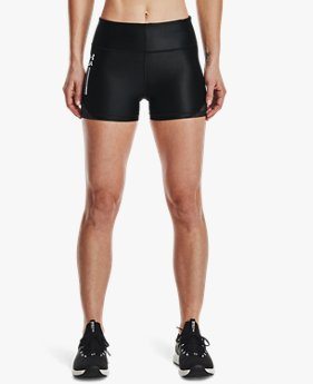 Women's UA HeatGear® Iso-Chill Shorty