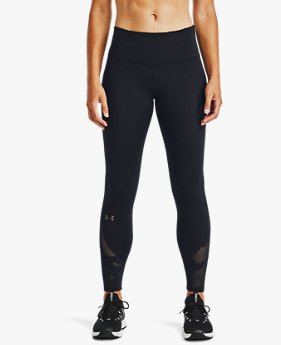 Women's UA RUSH™ Vent ⅞ Leggings