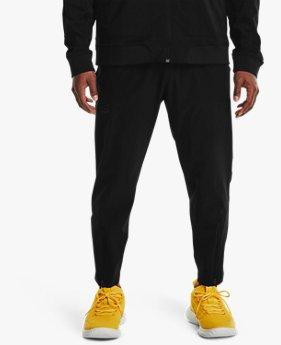 Men's UA UNDRTD Woven Crop Trousers