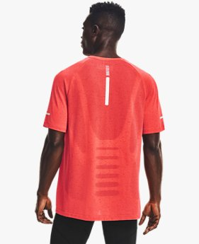 Men's UA Vanish Seamless Run Short Sleeve