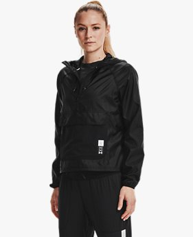 Women's UA Run Anywhere Anorak Jacket