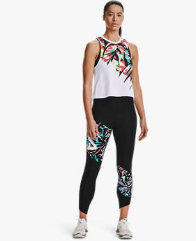 Women's UA Run Floral Tank
