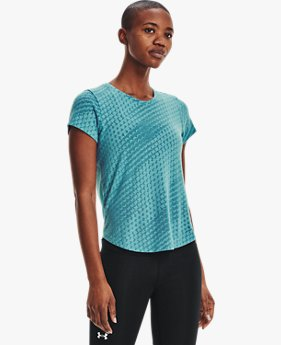 Women's UA Streaker Runclipse Short Sleeve