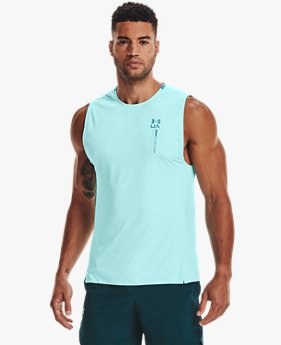 Men's UA Iso-Chill Perforated Sleeveless