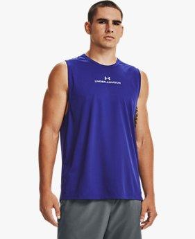 UAクールスイッチ スリーブレス(トレーニング/MEN)