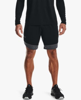 Men's UA Train Stretch Wordmark Shorts