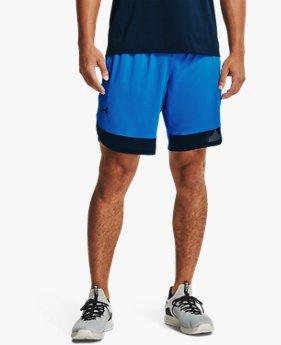 Men's UA Train Stretch Wordmark Shorts