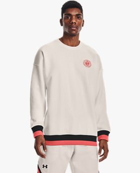 Men's UA Rival Fleece Alma Mater Crew