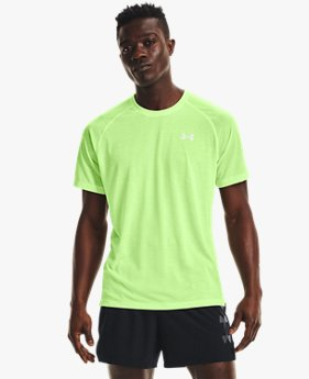 Men's UA Streaker Run Short Sleeve