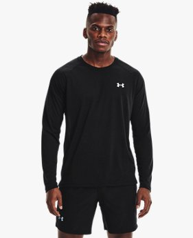 Men's UA Streaker Run Long Sleeve