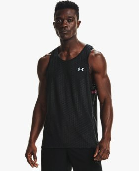 Men's UA Streaker Runclipse Sleeveless