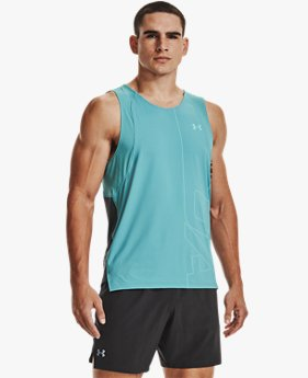 Men's UA Iso-Chill Run Brand Singlet