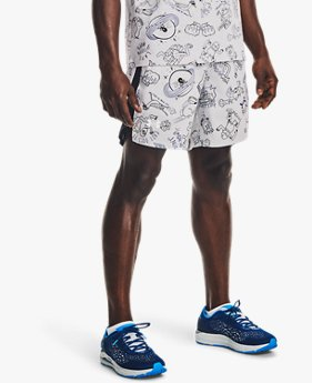 "Men's UA Launch 7"" Run Your Face Off Shorts"