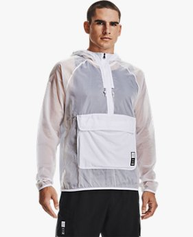 Men's UA Run Anywhere Anorak Jacket