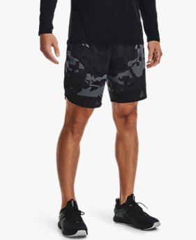 Men's UA Train Stretch Camo Shorts