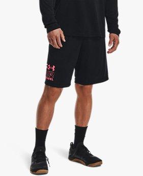 Men's UA Tech™ Graphic Logo Shorts