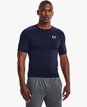 Men's HeatGear® Armour Short Sleeve