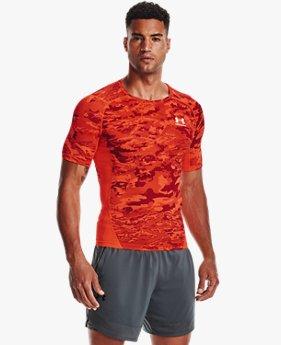 Men's HeatGear® Armour Camo Short Sleeve