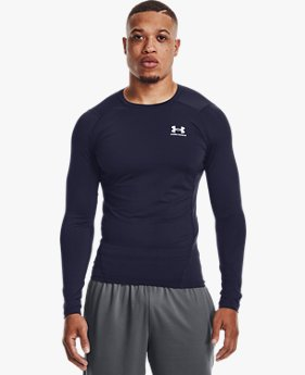 Men's HeatGear® Armour Long Sleeve