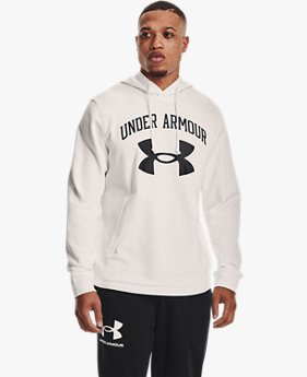 Men's UA Rival Terry Big Logo Hoodie