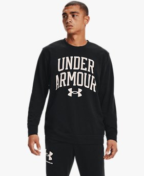 Men's UA Rival Terry Crew
