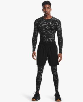 Herren HeatGear® Armour Camo Tights