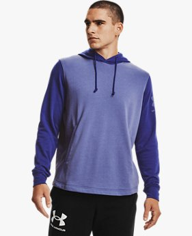 Men's UA Rival Terry Colorblock Hoodie
