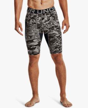 กางเกงขาสั้น HeatGear® Camo Long สำหรับผู้ชาย