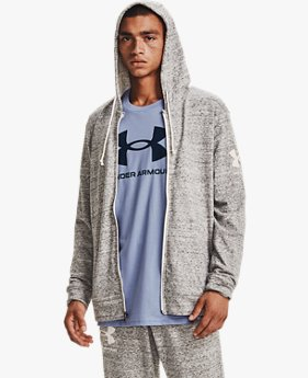 Men's UA Rival Terry Full Zip Hoodie
