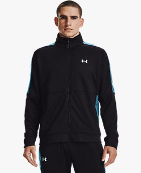 Men's UA Sportstyle Graphic Track Jacket
