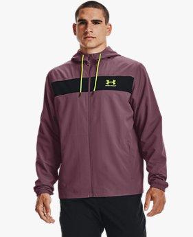 Men's UA Sportstyle Windbreaker Jacket