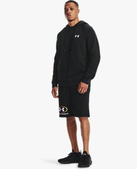 Men's UA Rival Fleece Lockertag Shorts