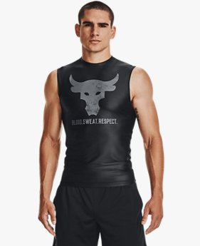 Men's Project Rock Iso-Chill Sleeveless