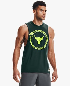 Men's Project Rock Same Game Tank