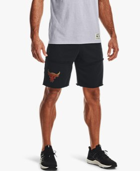 Men's Project Rock Terry Brahma Shorts
