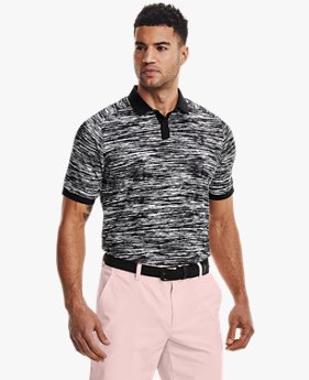 Men's UA Iso-Chill ABE Twist Polo