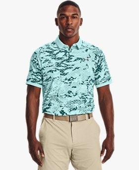 Herren UA Iso-Chill Penta Dot Poloshirt