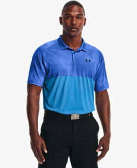 Men's UA Iso-Chill Afterburn Polo