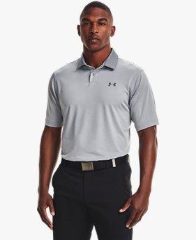 Men's UA Performance Stripe Polo